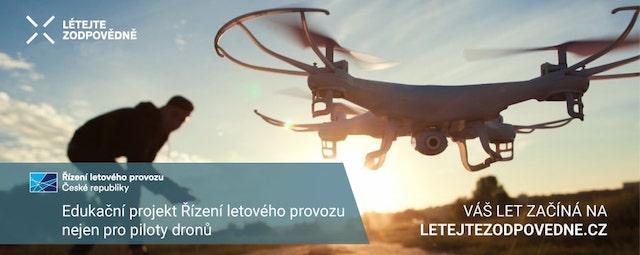 Řízení letového provozu České republiky, s. p. - Létejte zodpovědně