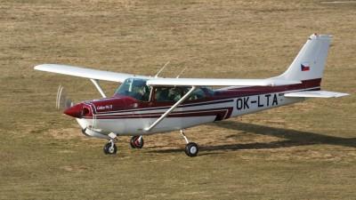 Cessna C 172 RG Aeroklub Praha Letňany