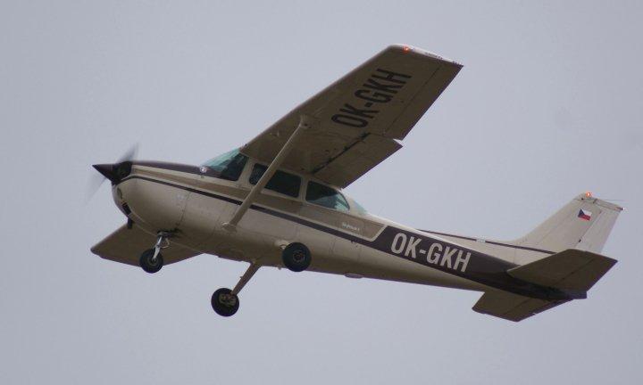 Aeroklub Praha Letňany Cessna C 172 OK GKH
