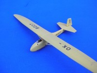 německé cvičné letadlo