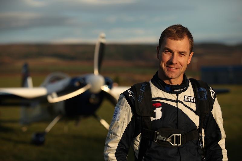 pilot Red Bull Air Race