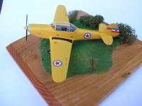 cvičný letoun UTVA