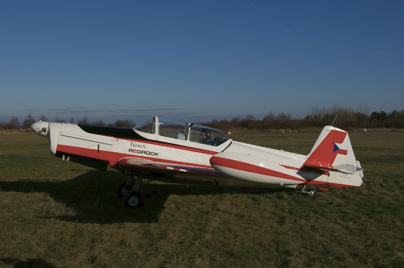 Zlín 526F OK - IZZ Aeroklub Praha Letňany