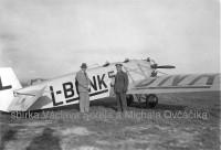 Avia BH 11 sportovní a závodní letoun