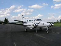 turbovrtulové letadlo