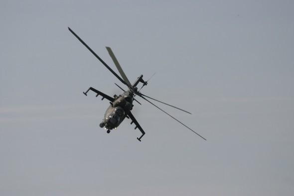 bitevní vrtulník tygří letka