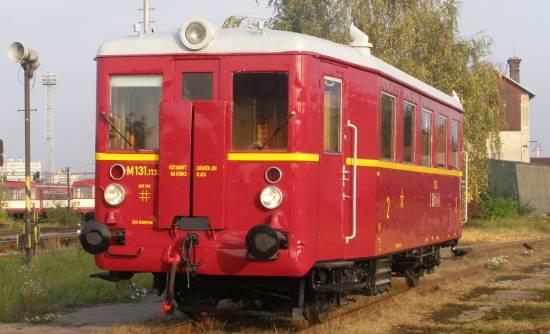 Motorový vůz M 131