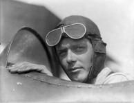 Charles Lindbergh neplánovaně navštívil Olomouc