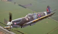 Spitfire Aviatická pouť 2011