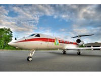 Honeywell Gulfstream 450 Bio Fuel
