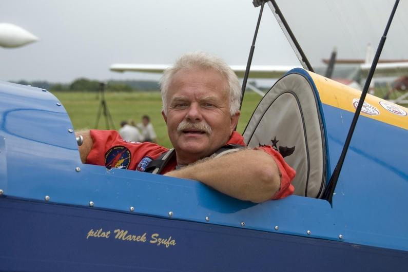 polský akrobatický pilot zahynul