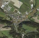 tracking z letecké navigační soutěže