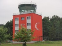 tower airport české budějovice