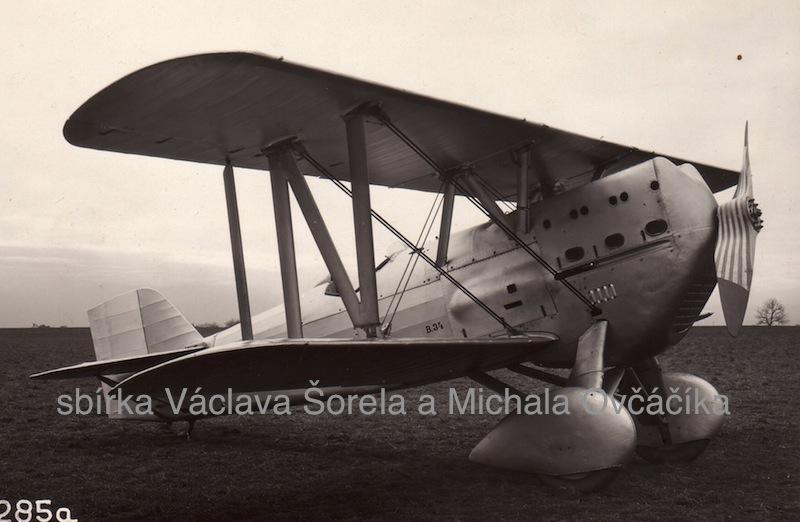 stíhačka Avia