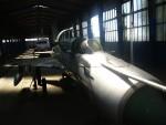 MiG 21 letecké muzeum Olomouc