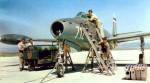 ex jugoslávský Thundrjet do leteckého muzea Kbely