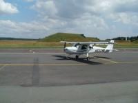 pojíždějící Cessna C 162