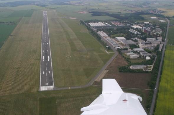 Letiště Aero Vodochody