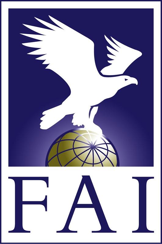 Mezinárodní letecká federace logo