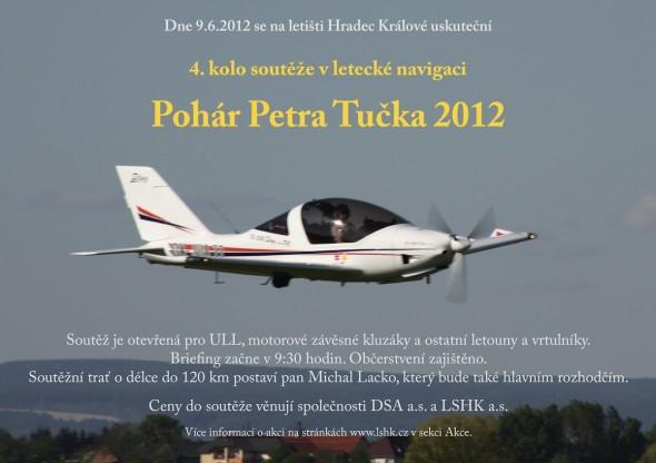 letecká navigační soutěž