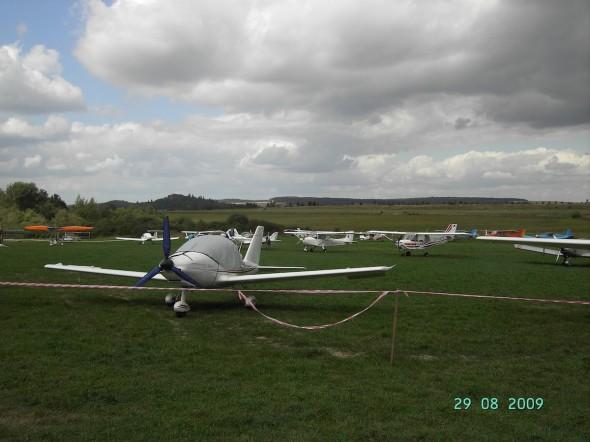 slet nejen ultralehkých letadel