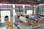 Airbus A 321 ve výrobě