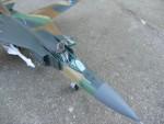 MiG 23  ML detail kokpitu