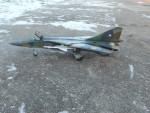 model MiGu 23 ML československého vojenského letectva