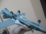 MiG 23 ML podvěšení raket