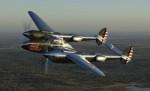 Lockheed P 38L Aviaticka pout 2013