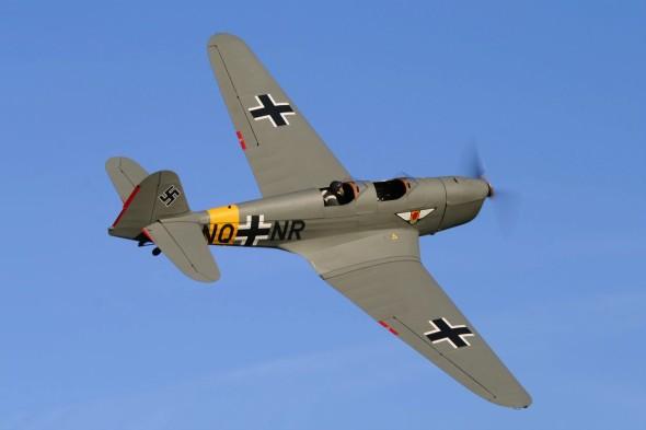 Klemm 35D Luftwaffe