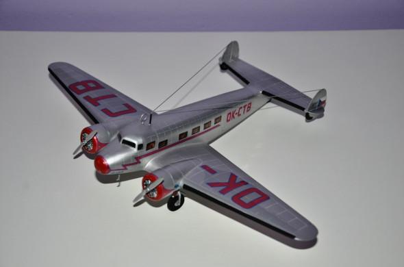 Lockheed Electra Bata