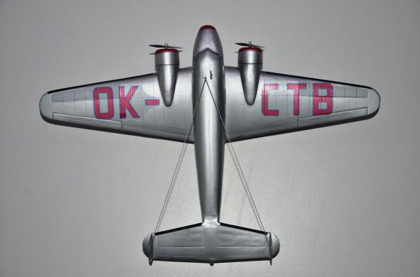 Lockheed Electra Czechoslovakia