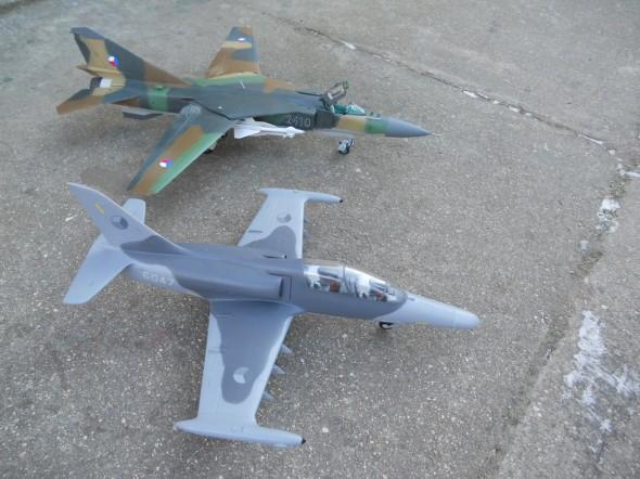 Aero l 159 T1 model