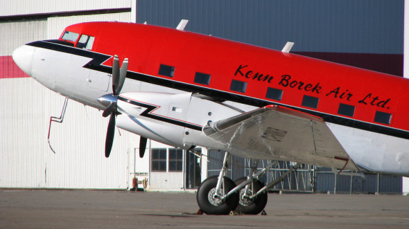 DC 3T Kenn Borek Air Ltd