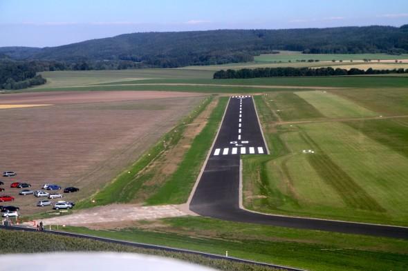 letiště Moravská Třebová