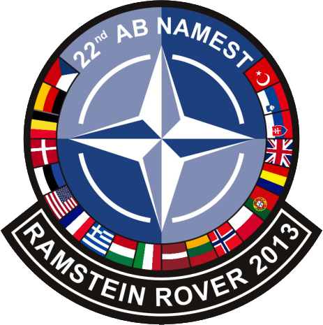 logo Ramstein Rover 2013