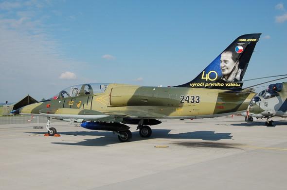 Aero L 39 ZA Albatros pilotinfo