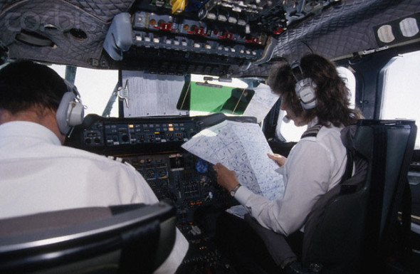 BARBARA HARMER FIRST FEMALE CONCORDE PILOT