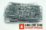 MiG 21R overtrees eduard