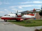 Prototyp L610 na letišti v Kunovicích