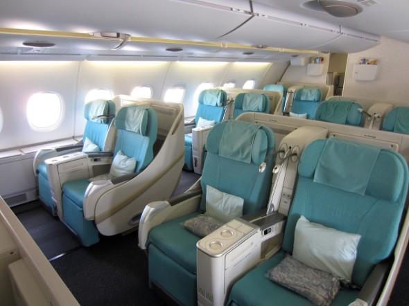A380 Korean three