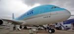 Airbus A380 Korean Air v Le Bourget , foto archiv L.Obendrauf