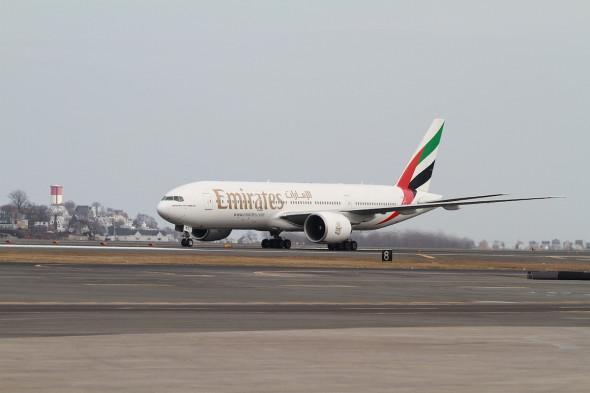 Boeing 777-200LR Emirates