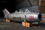 MiG 15 UTI na LKHK