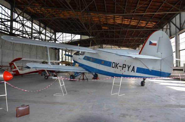 Antonov An 2 Stara Aerovka VHU