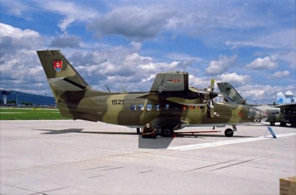 L410FG Armády SR v Bratislavě