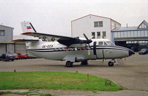 L410MA Slovácký aeroklub Kunovice foto M Štěpánek