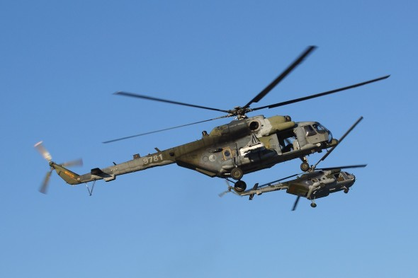 Mil Mi 171 Czech Air Force