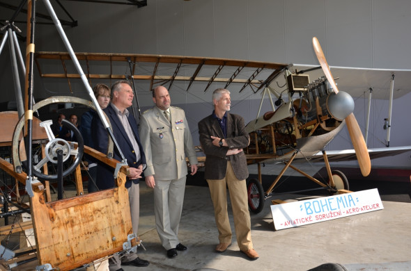 zahajeni sezony 2014 letecke muzeum Kbely